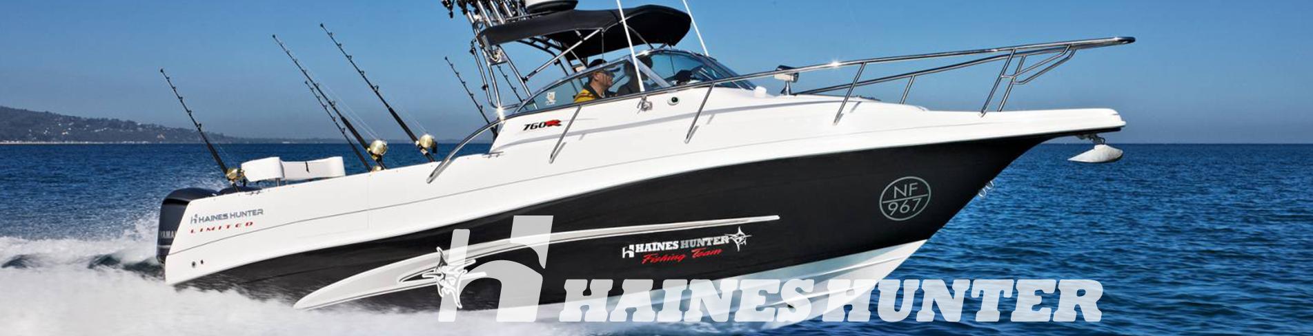 Haines Hunter Banner