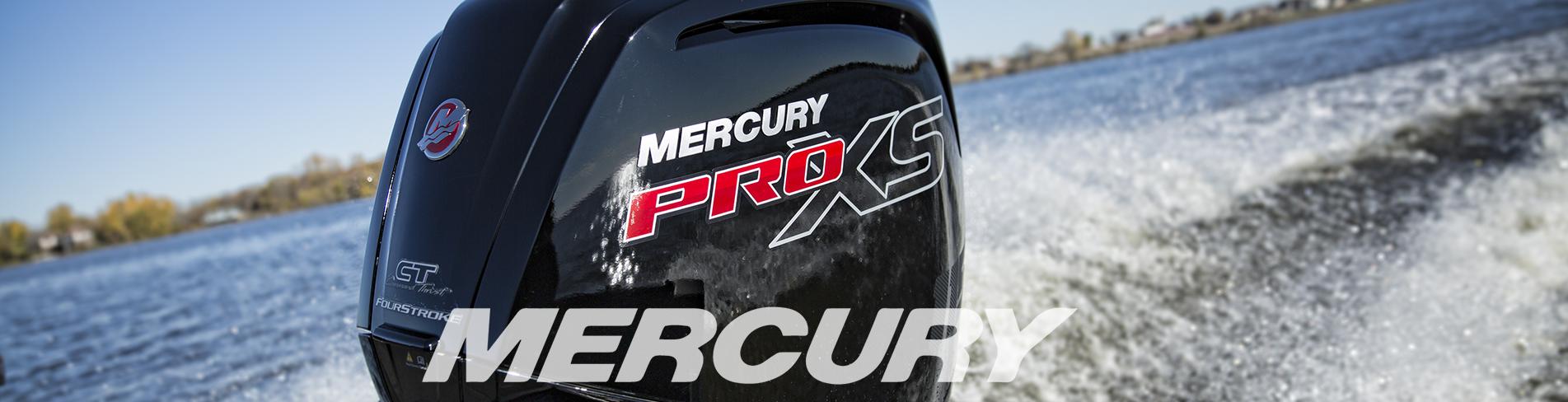 Mercury Motors Banner