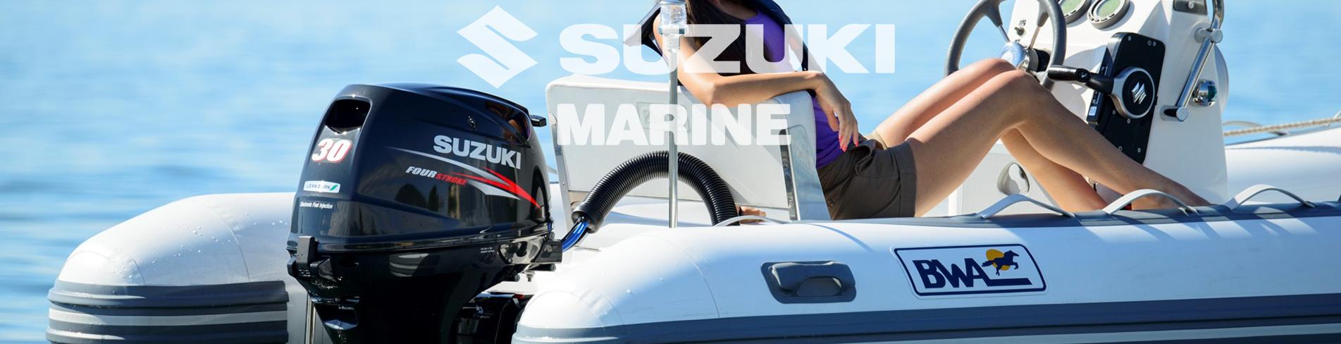 Suzuki Marine Banner