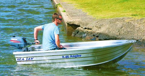 Seajay Angler
