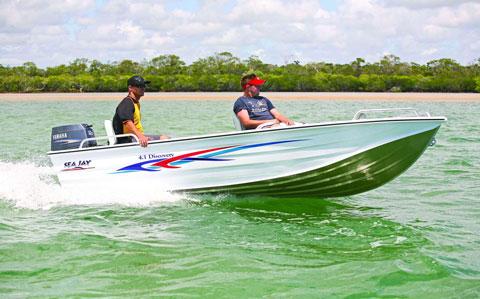 Sea Jay Discovery
