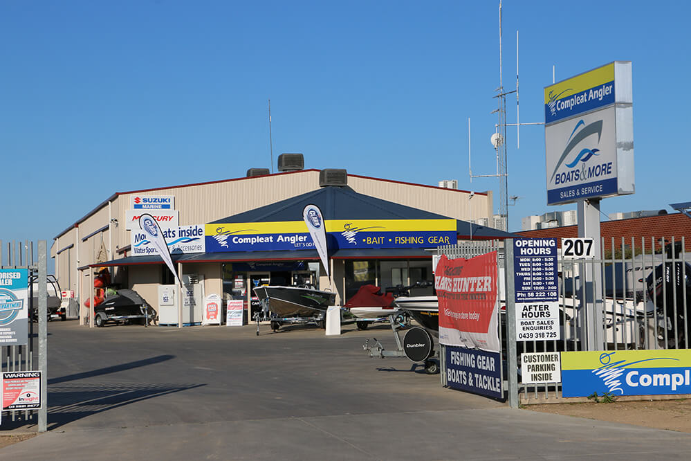 Boats and more shepparton store