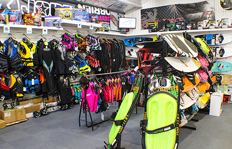 Wakeboard and Waterski Gear