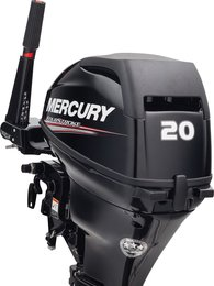 Mercury Four Stroke 15 - 20 hp Engine