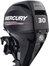Mercury Four Stroke 25 - 30 hp Engine