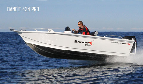 Anglapro Bandit 242 Pro