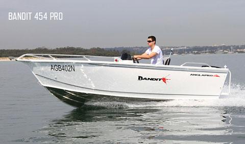 Anglapro Bandit 454 Pro
