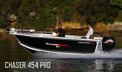 Anglapro Chaser 454 Pro