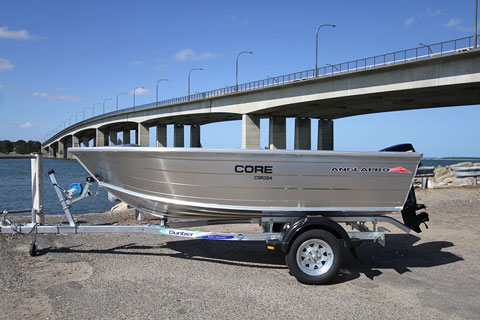 Anglapro Core Series Boat