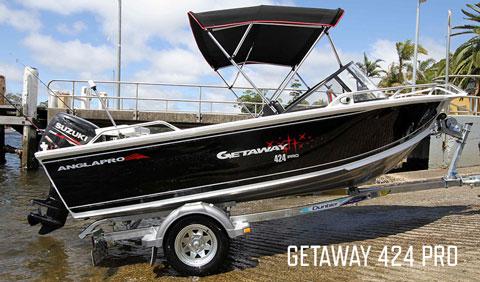 Anglapro Getaway 424 Pro