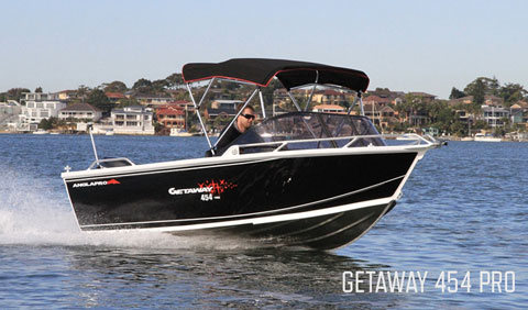 Anglapro Getaway 454 Pro