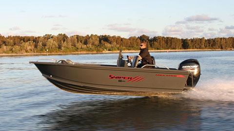 Anglapro Sniper Series Boat
