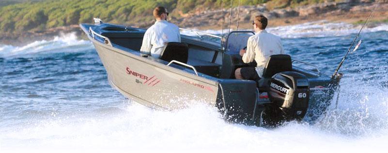 Anglapro Boats