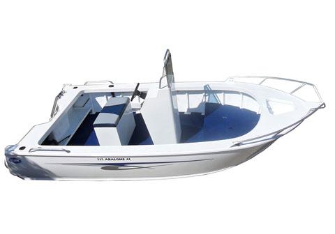 Clark Boats Abalone