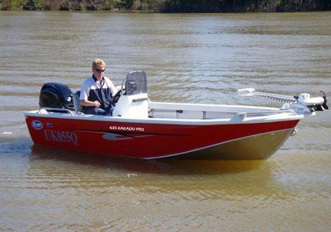 Clark Boats Kakadu