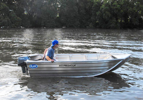 Clark Boats Predator