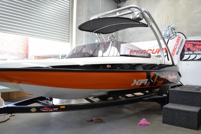 XFI Boats Aurora V