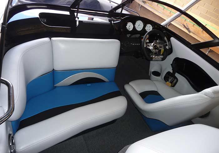 Skicraft Senator XR Interior