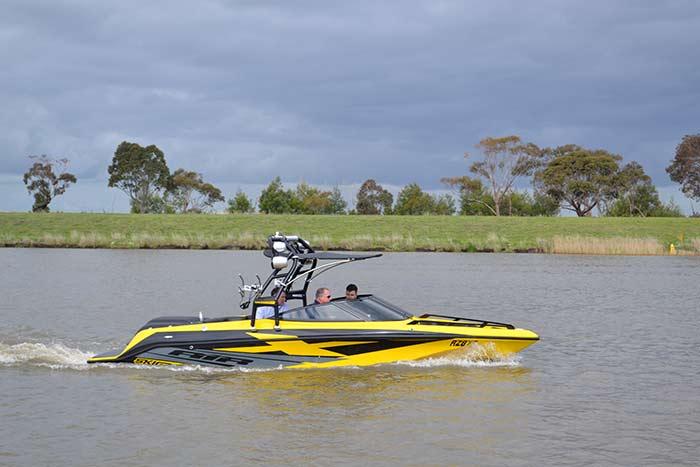 Skicraft XAir RV
