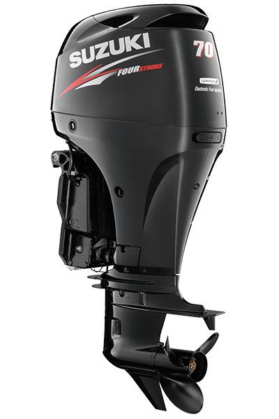 Suzuki Marine DF70A Engine