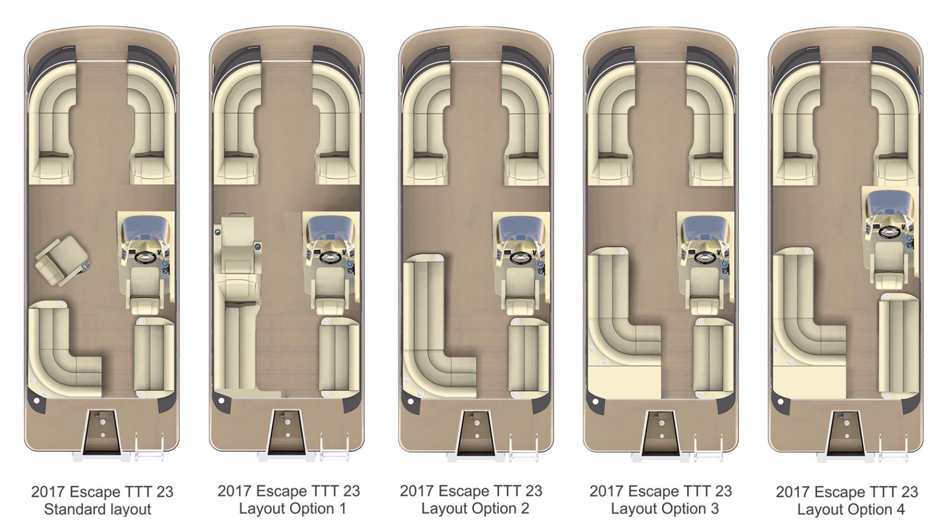 Larson TTT 23 Escape