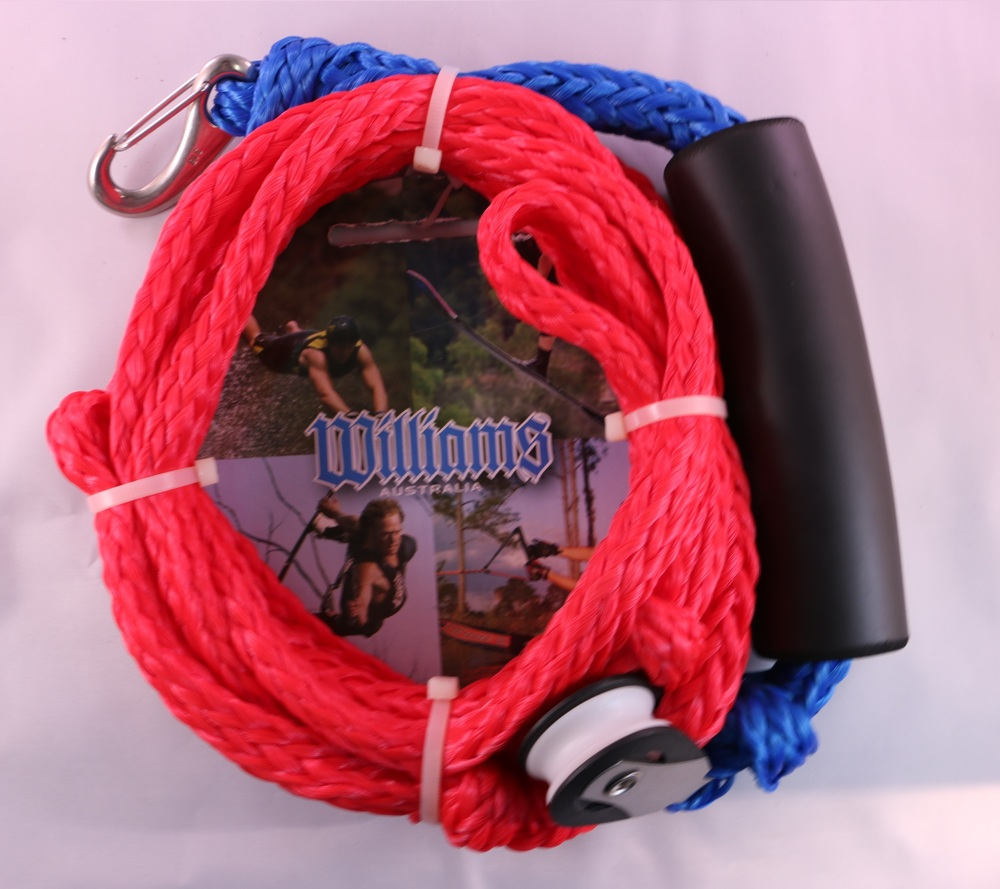 WILLIAMS OUTBOARD BRIDLE 1
