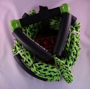LIQUID FORCE 9' SURF HANDLE KNOTTED ROPE