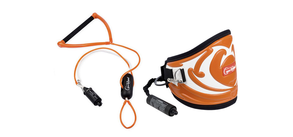 CAPE REAMOL WAKE & SKI HARNESS SET 1