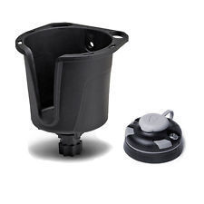 RAIL BLAZA DRINK HOLDER WITH STARPORT