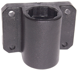 BLA SIDE MOUNT RODHOLDER