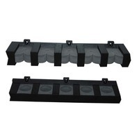 BLA HORIZONTAL 5 ROD STORAGE HOLDER