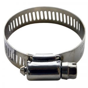 BOATS & MORE HOSE CLAMP ALL S/S 33-57MM