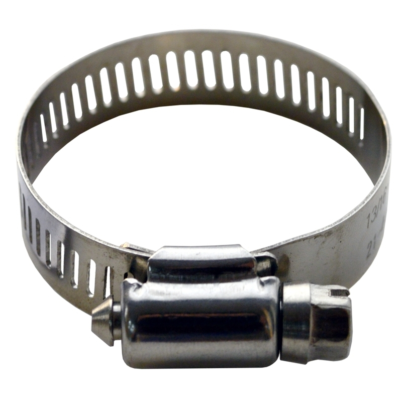 BOATS & MORE HOSE CLAMP ALL S/S 33-57MM 1