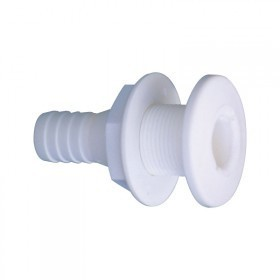 BLA SKIN FITTING PLASTIC 19MM HOSE TAIL
