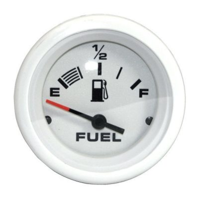 VEETHREE FUEL GAUGE ARCTIC WHITE