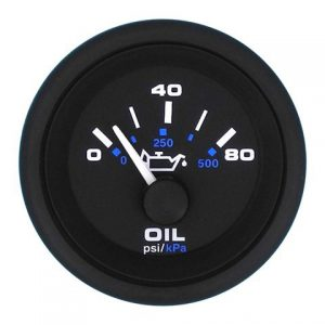 VEETHREE OIL PRESSURE GAUGE