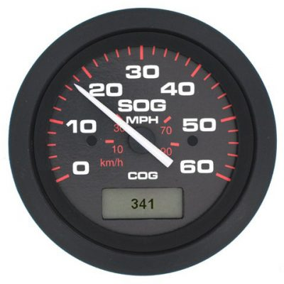 VEETHREE SPEEDO GPS BLACK AMEGA 0-60MPH