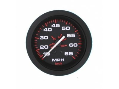 VEETHREE SPEEDO BLACK AMEGA 0-65MPH
