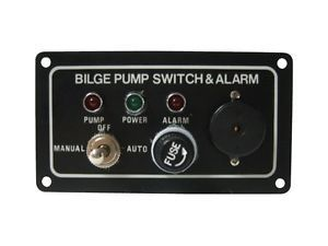 BLA BILGE PUMP SWITCH C/W ALARM