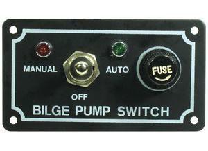 BLA BILGE PUMP CONTROL PANEL