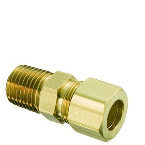 BLA BRASS CONNECTOR FITTINGS 3/8 - 1/4