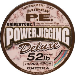 POWER JIGGING SUPER PE 25LB