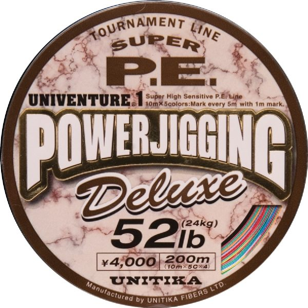 POWER JIGGING SUPER PE 35LB