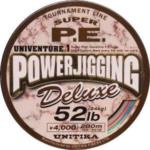 POWER JIGGING SUPER PE 52LB