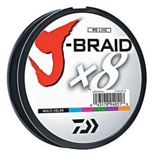 J-BRAND MULTI COLOR 150M 30LB