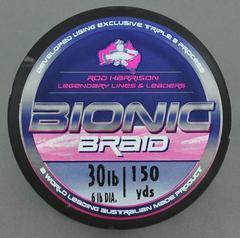 BIONIC BRAID 50LB X 150YDS