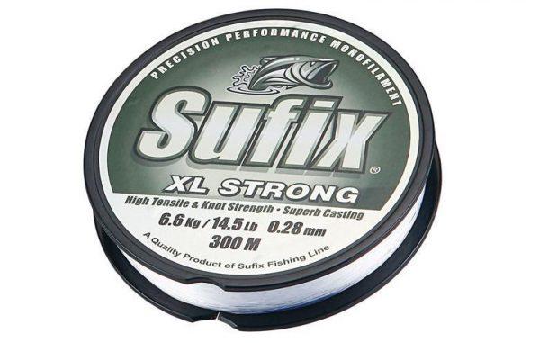 SUFIX XL STRONG MONO 34LB 300M
