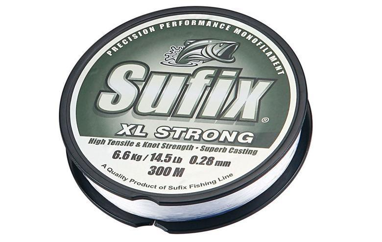 SUFIX XL STRONG MONO 34LB 300M 1
