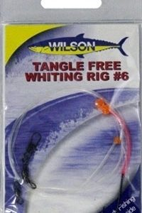 WILSON TANGLE FREE WHITING RIG #6