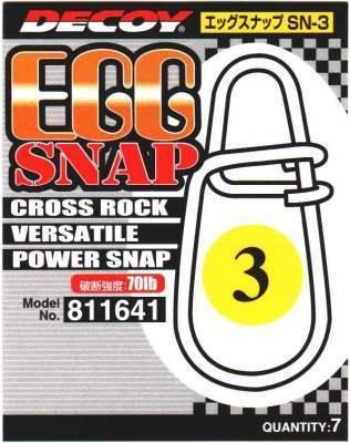 EGG SNAP #3 7PK